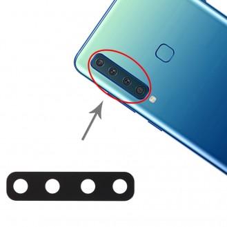Kamera Linse Glass mit sticker kompatibel mit Samsung Galaxy A9 2018 A920F