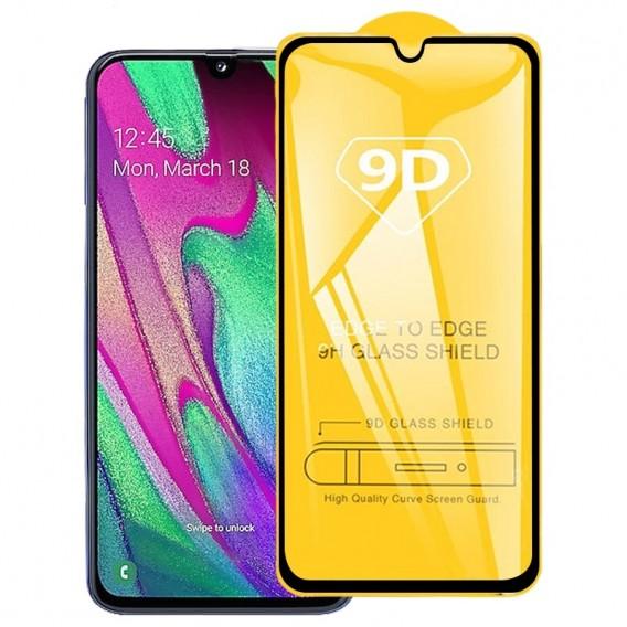 Tempered Glas Panzerglas 9D  Samsung Galaxy A9 2018