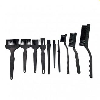 10in 1 Anti Statische Elektronik Werkzeug Komponenten Bürste Set