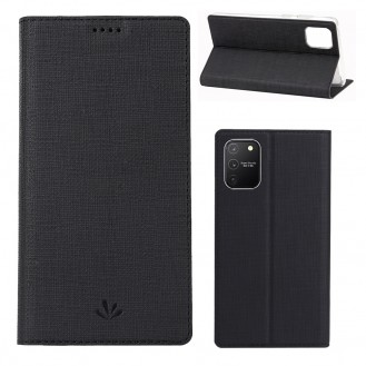 More about Samsung Galaxy S10 Lite Vili Wallet Book Case Schwarz