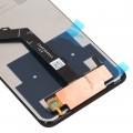 Nokia 7.2 Ersatzdisplay LCD + Digitizer Front (OEM) - Schwarz