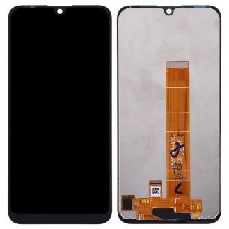 Nokia 2.2 Ersatzdisplay LCD + Digitizer Front (OEM) - Schwarz