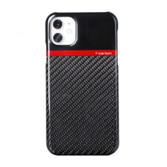 More about Echt Carbon Faser Volle Schutz Hülle Slim Case Für iPhone 11 T-Carbon