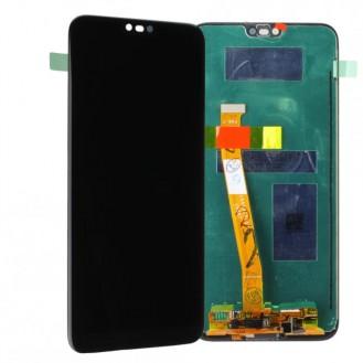 Huawei Honor 10 COL-AL00 LCD Display, Schwarz mit Fingerprint ohne Rahmen