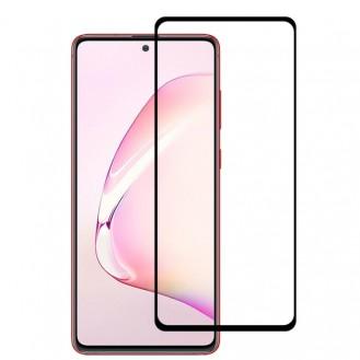 4D Full Panzerglas Schützglas Galaxy Note 10 Lite