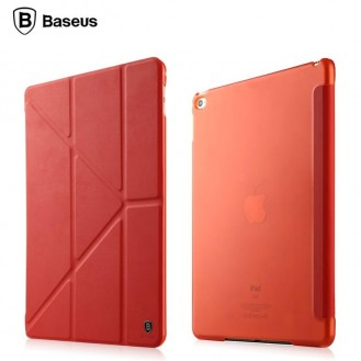 More about BASEUS Slim iPad Air 2/iPad 6 Schutz Hülle Rot