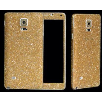 More about Galaxy Note 4 Gold Bling Aufkleber Folie Sticker Skin