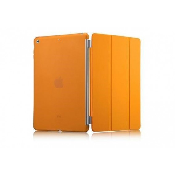 iPad Air 2 Smart Cover Case Dunkel Orange