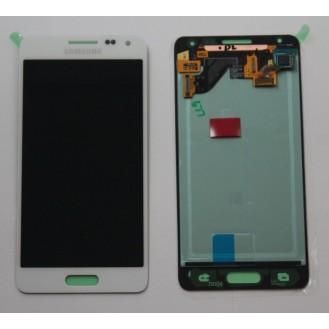 Original Samsung Galaxy Alpha G850F Display weiss
