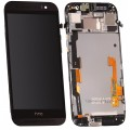 Original HTC One M8 LCD Display schwarz