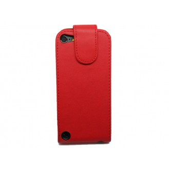 More about Rot Flip Leder Etui iPod Touch 5