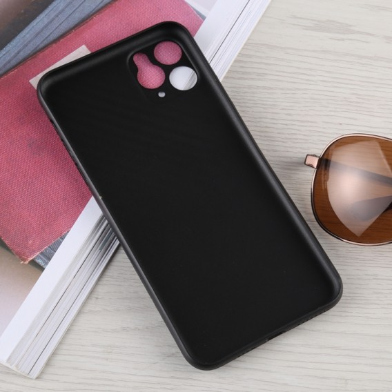 Carbon Look Cover iPhone 11 Pro Max