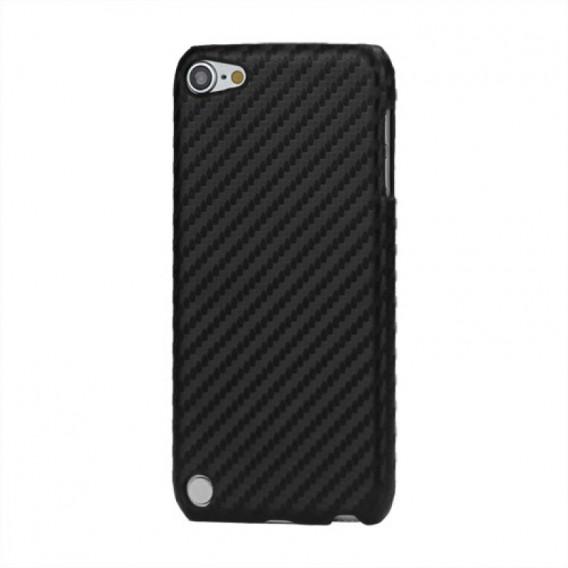Carbon Schwarz Hard Case iPod Touch 5