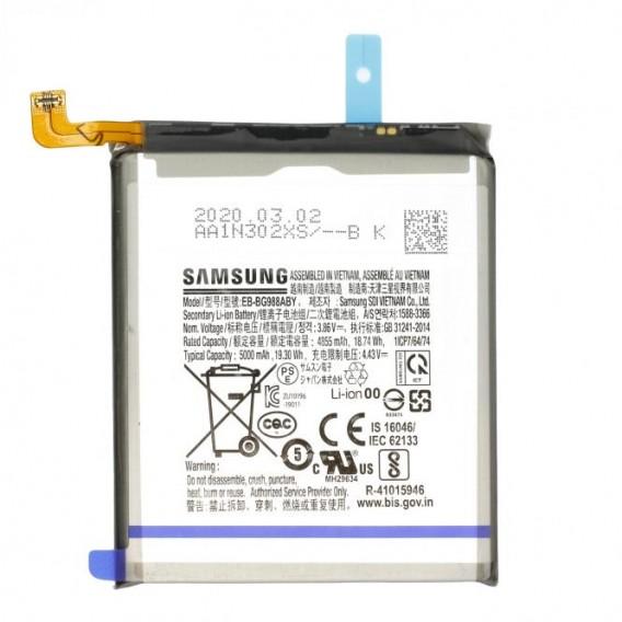 Samsung Galaxy S20 Ultra G988F / S20 Ultra 5G G988B Akku EB-BG988ABY
