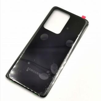 Samsung Galaxy S20 Ultra OEM Backglass Akku Deckel Schwarz