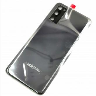 Samsung Galaxy S20 Ultra OEM Backglass Akku Deckel Grau