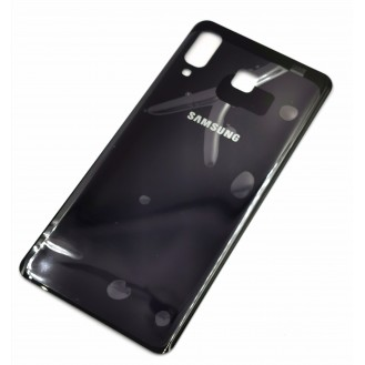 Samsung Galaxy A9 2018 OEM Backglass Akku Deckel Schwarz