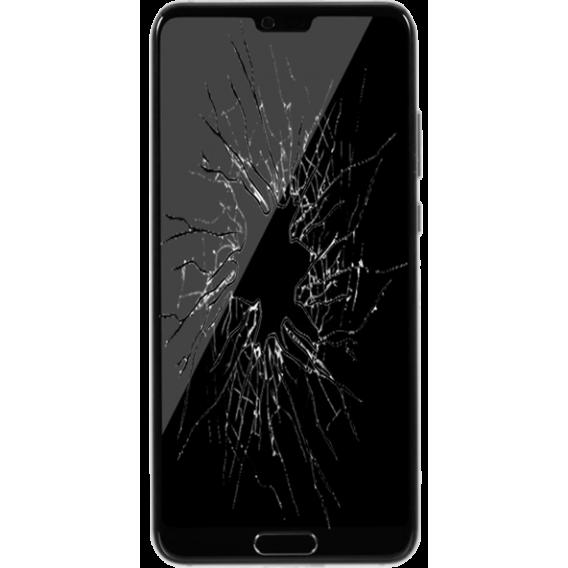 Huawei Mate 20 Display Reparatur Glas Austausch Ohne Datenverlust