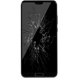 Huawei Honor View 20 Display Reparatur Glas Austausch Ohne Datenverlust