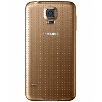 More about Akkudeckel Samsung Galaxy S5 Gold