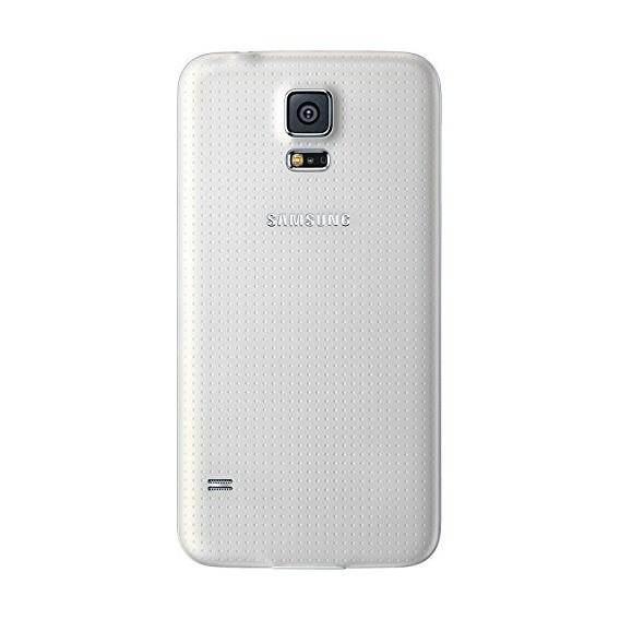 Akkudeckel Samsung Galaxy S5 Weiss