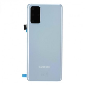 Samsung Galaxy S20+ G985F / S20 5G G986B Akkudeckel, Cloud Blue Serviceware