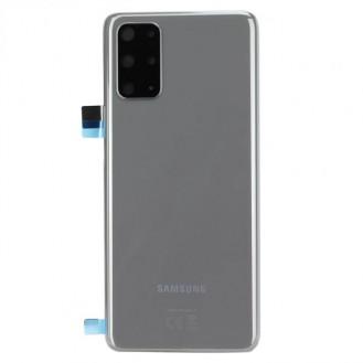 Samsung Galaxy S20+ G985F / S20 5G G986B Akkudeckel, Cosmic Grey Serviceware