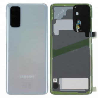 Samsung Galaxy S20 G980F/S20 5G G981B Akkudeckel, Cloud Blue Serviceware