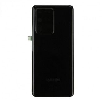 Samsung Galaxy S20 Ultra G988F / S20 Ultra 5G G988B Akkudeckel,Cosmic Black