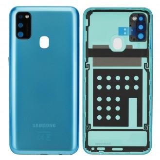 Samsung Galaxy M21 M215 Akkudeckel,