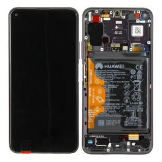 Huawei Honor 20 Pro (YAL-AL10) LCD Display Schwarz