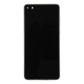 Huawei P40 (ANA-LNX9, ANA-LX4) LCD Display Eis Weiss