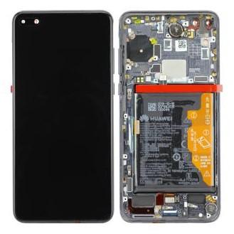 Huawei P40 (ANA-LNX9, ANA-LX4) LCD Dispplay Schwarz