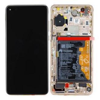 Huawei P40 (ANA-LNX9, ANA-LX4) LCD Display Blush Gold