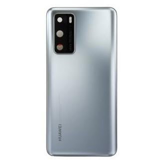 Huawei P40 (ANA-LNX9, ANA-LX4) Akkudeckel Silber