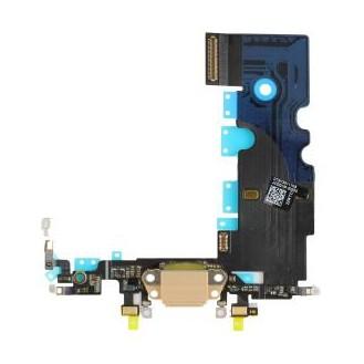 Dock Connector Flex kompatibel mit iPhone 8/SE2 (2020) Gold