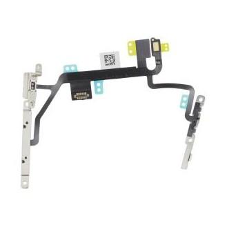 Power-und Lautstärketasten Flex inkl. Halterungen kompatibel mit iPhone 8/SE2 (2020)