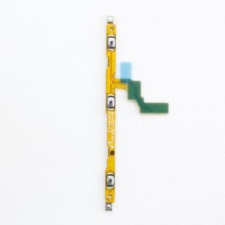 Powerbutton Flex kompatibel mit Samsung Galaxy A20 A205F