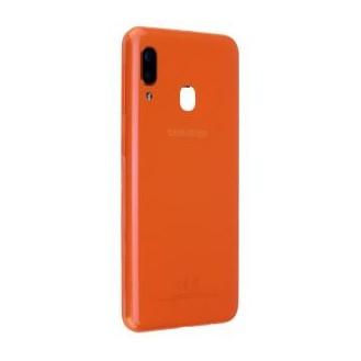 Samsung Galaxy A20e A202F Akkudeckel, Coral