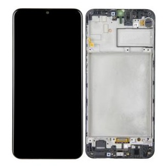 Samsung Galaxy M30s M307F LCD Display, Schwarz