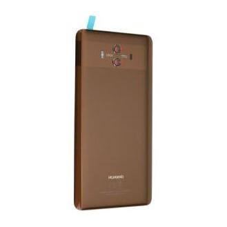 Huawei Mate 10 Akkudeckel, Mocha Brown