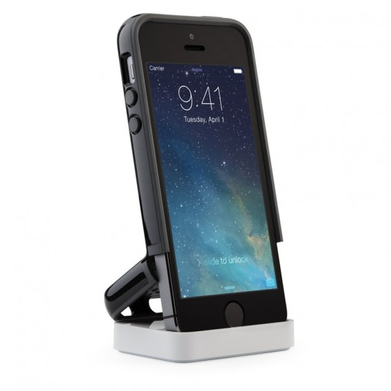 Speck CandyShell Grape iPhone 5 / 5S / SE Schwarz
