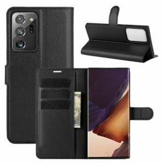 Galaxy Note 20 Ultra Hülle Tasche Schwarz