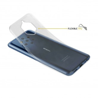Nokia 9 Pureview Hülle Schutzhülle Case Cover Slim Silikon