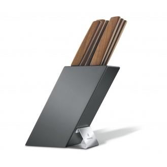 Swiss Modern Messerblock, 6-teilig