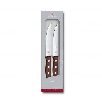 Wood Steakmesser-Set, 2-teilig