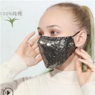 Wiederverwendbare Atemschutzmasken Waschbare Baumwolle Schutz Mundmasken