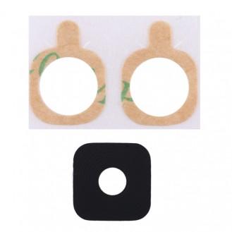 Hinter Kamera Linse Cover mit Sticker für Galaxy A5 (2018)