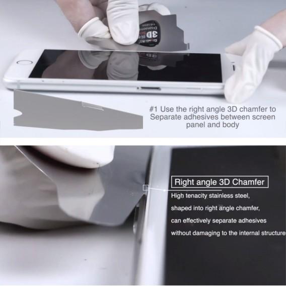 QIANLI 3D Ultra Thin Pry Spudger Screen Disassembling Card