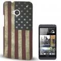 USA Amerika ABD Silikon Case HTC M7